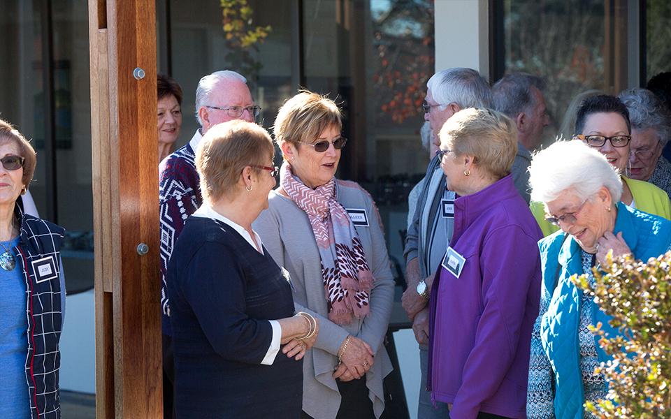 Retirement Living at Thorndon Park Estate - thriving community