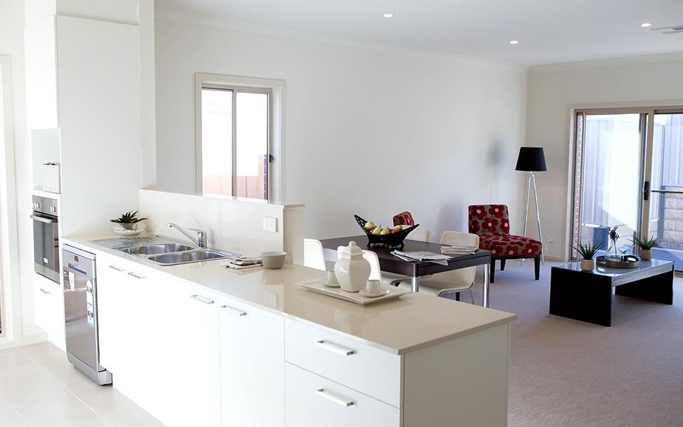 Retirement Livng at Thorndon Park estate with Brand New 3 Bedroom 2 Bathroom Homes